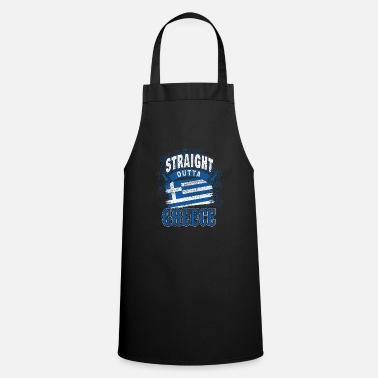 Greece Greece pride Greek flag gift - Cooking Apron