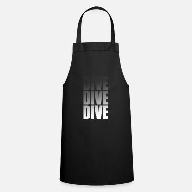 Scuba dive - Cooking Apron