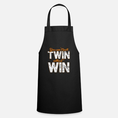 Siblings Twins siblings - Apron