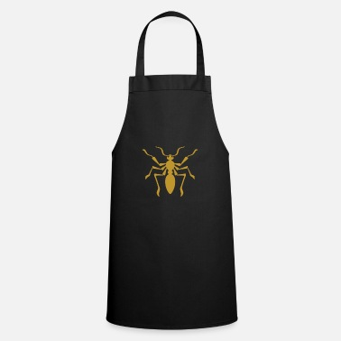 Bug Fourmi grand jaune - Tablier de cuisine