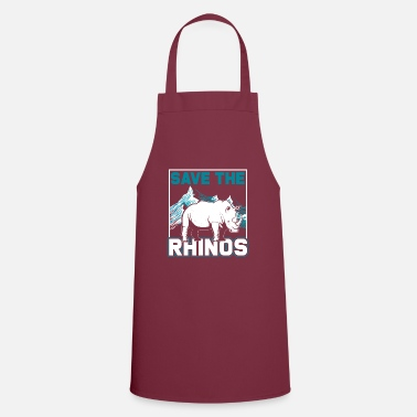 Animal Rhino animal welfare - Apron