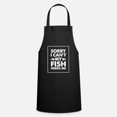 Big Aquarium aquarium gift - Cooking Apron