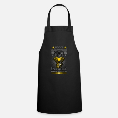 Mc Motorcyclist Biker Motorcycle Chopper Gift - Apron