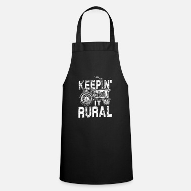 Rural Keepin it rural - Apron