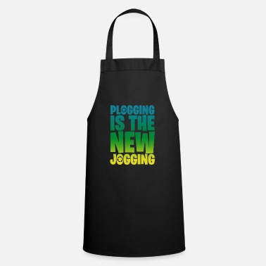 Sweden Plogging is the new jogging gift - Apron