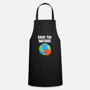 Save Save the Nature / Save the nature - Apron