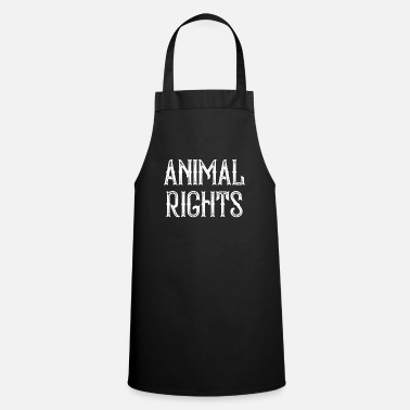Animal Rights Animal Rights - Apron