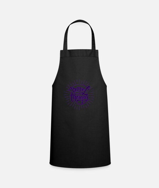 Easter Aprons - hobby - Apron black