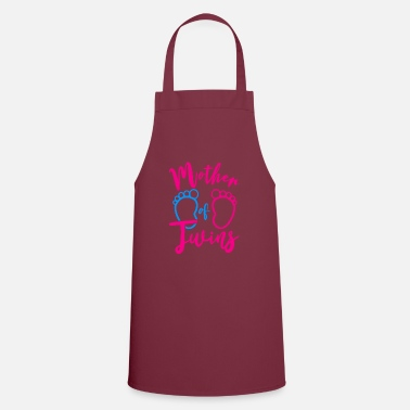 Mother Of Twins Mother of twins - Apron