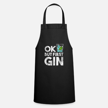 Long Drink Gin long drink - Apron