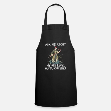 Rpg Wizard Magician RPG Pen And Paper RPG - Apron