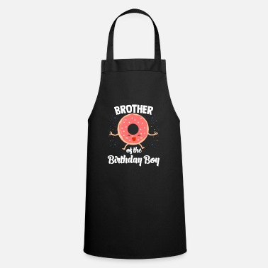 Brother Of Birthday Boy Brother Of The Birthday Boy Gifts - Apron
