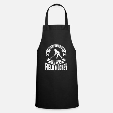 Playing Field Field Hockey I Play Field Hockey - Apron