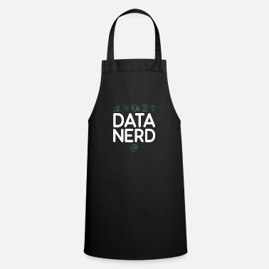 Nerd Data nerd data analist en data scientist - Schort