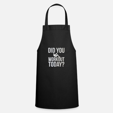Training training - Apron