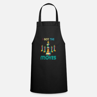 Chess Chess move sport - Apron