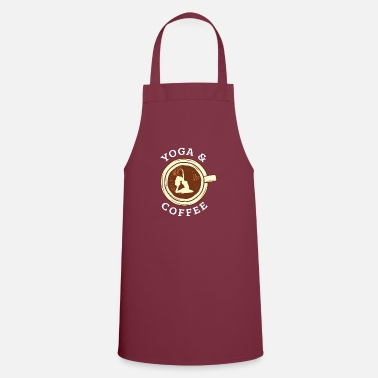 Morning Coffee Get Up In The Morning Barista Gift - Apron