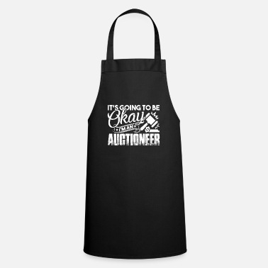 Auctions Auctioneer Im An Auctioneer - Apron