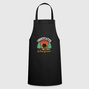 Undefeated Hide Seek Champion - Cooking Apron