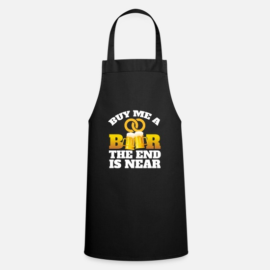 Bachelor Party Aprons - Bachelor party stag party hen parties - Apron black
