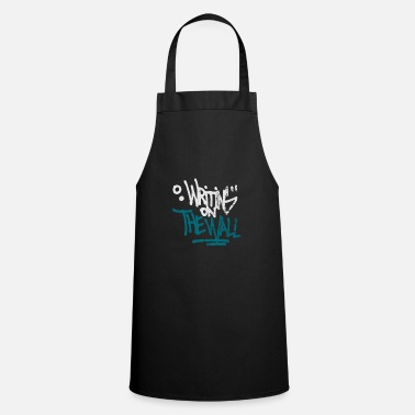 Young Persons graffiti - Apron