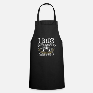 Motivation Motorcycling Gifts for a Motorbike Fan - Apron