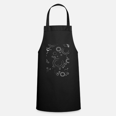 Attractive Trend circles - Cooking Apron