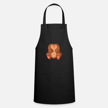 Farmers Grizzly Bear Halloween Costume Cute Animal Lovers - Apron