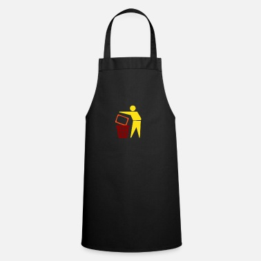 Television Kill Your Television TV Television Gift - Cooking Apron