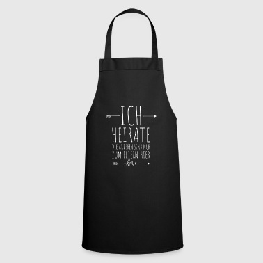 Wedding Party Bachelor Party - Wedding - Celebrate - Party - Cooking Apron