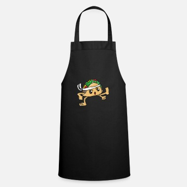 Food Taco food Mexico - Apron