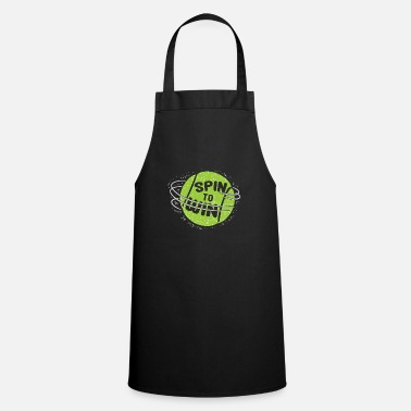 Tennis Spin To Win - Apron