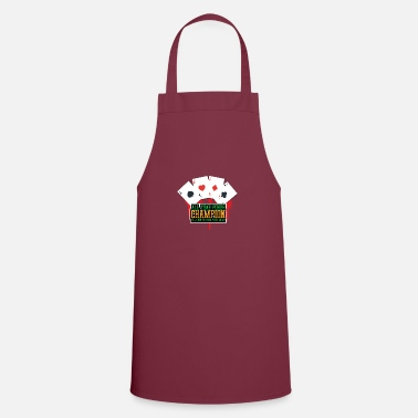Turn All time poker champion - Apron
