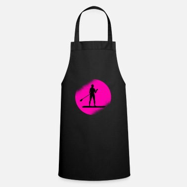 Stand Up Paddling SUP Woman Water Sports - Apron