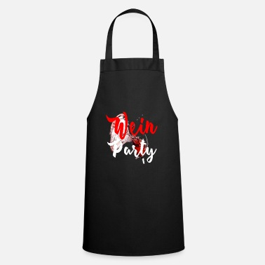 Wine design - Apron