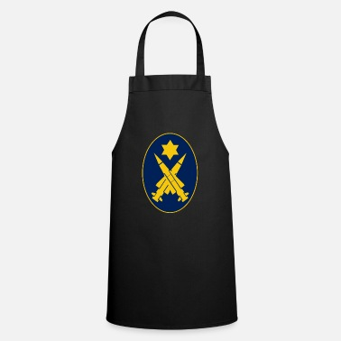 Missile Missile Oval - Cooking Apron