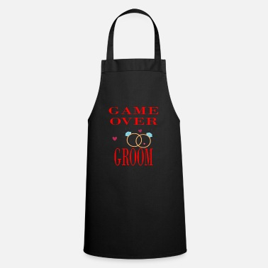 Groom - Game over gift - Apron