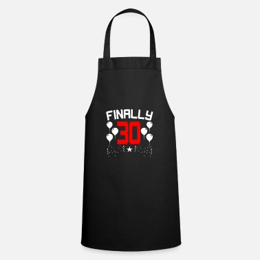 Grade 30 30 Years Old Gift Birthday Funny Funny - Apron