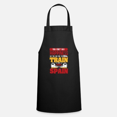 Spanish Flag Spain Spain Flag Quote Funny Gift - Apron