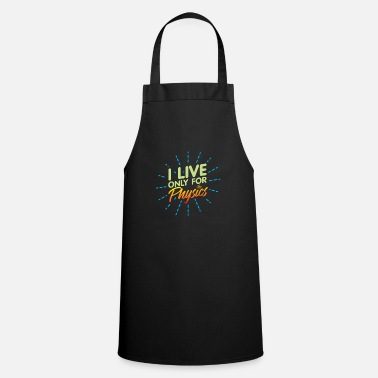 Physics physics - Cooking Apron