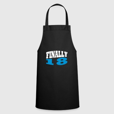 Finally 18 - Cooking Apron