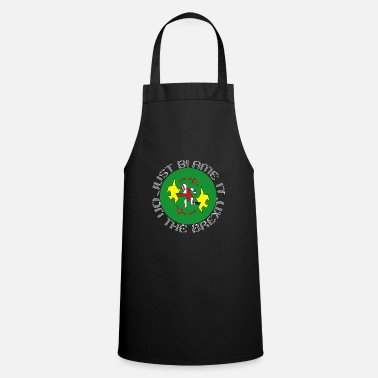 Just blame it on the Brexit - Apron