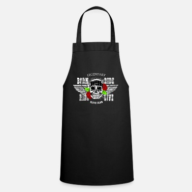 Motorcyclist Motorcyclists - Apron
