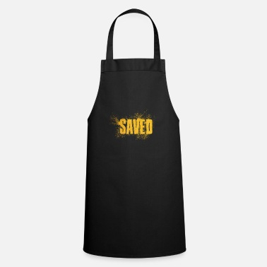 Save Saved - Cooking Apron