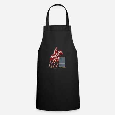 Saddle In the saddle - Cooking Apron