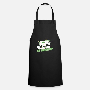 Hilarious Hilarious unicorn - Cooking Apron