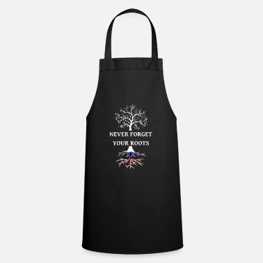 Russian Russian Roots Russian roots - Cooking Apron