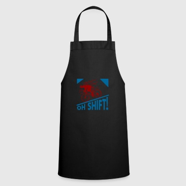 Fitness Oh Shift Cycling down - Cooking Apron