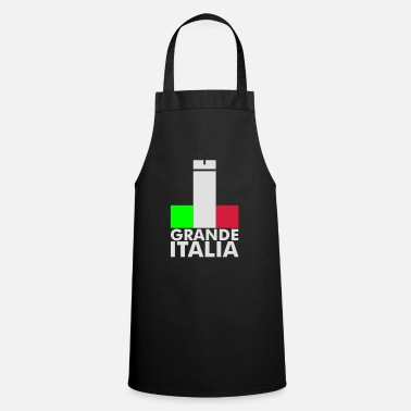 Football Underwear Italia Italy flag - grande italia - provocative - Apron