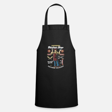 Shop Barber Shop - Apron